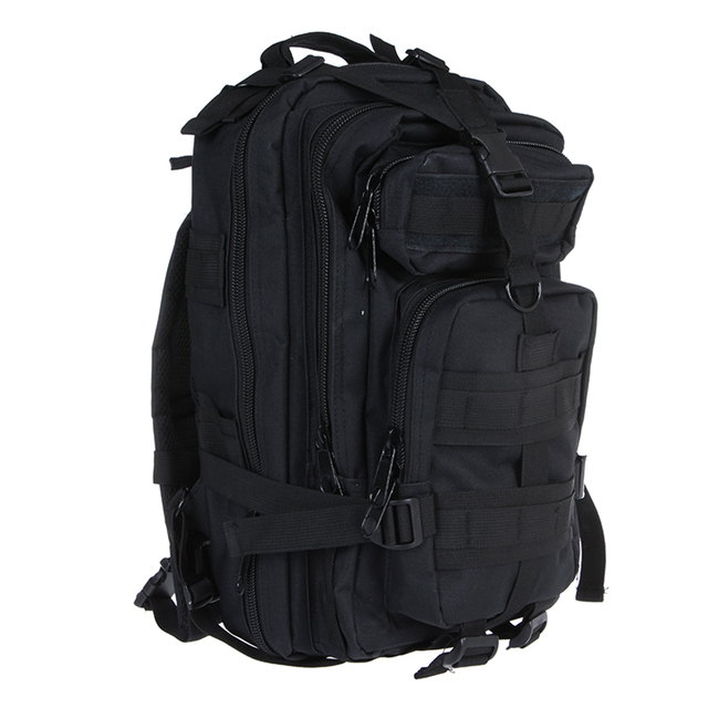 Outdoor Bag Sport Military Tactical Backpack Molle Rucksacks Camping Hiking Trekking Cycling Hiking Climbing Bag Camouflage