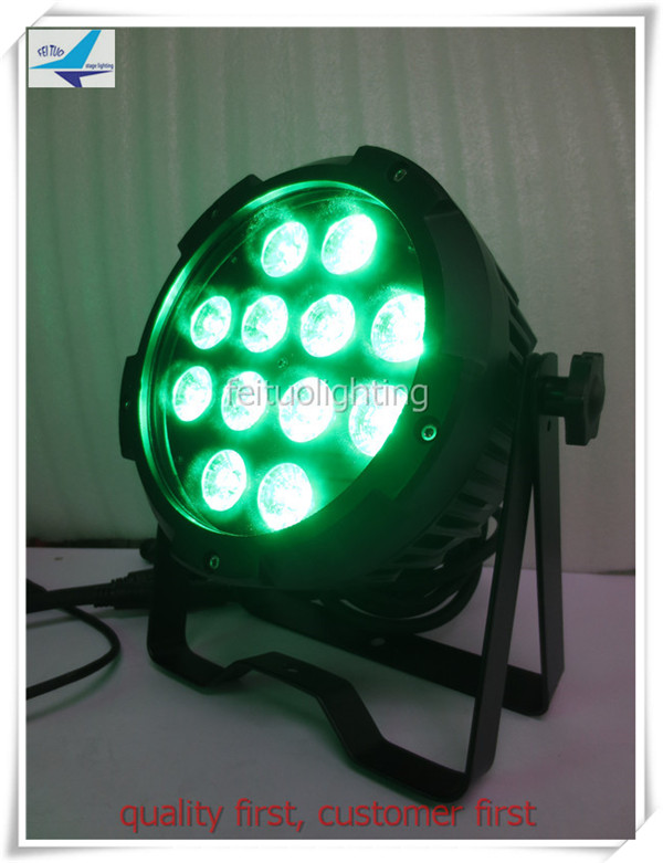 A-6X 12x18w rgbwa uv 6 in 1 waterproof LED Stage PAR Can Light DJ Disco Club Effect Lighting UP Lighter DMX Strobe AC90-240V 2pcs lot led par can 18x18w rgbwa uv dmx stage business light high power light for party ktv disco dj shenhe stage lighting