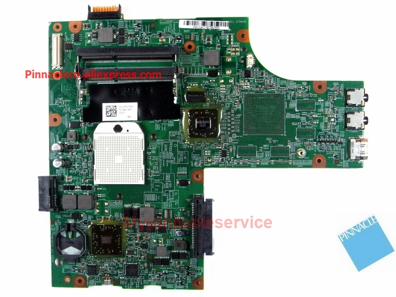 0YP9NP YP9NP Mainboard for dell Inspiron 15R M5010 48 4HH06 011