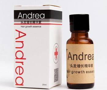 Huile Essentielle Herbal Keratin Andrea Fast Hair Growth Essence Alopecia Loss Liquid Ginger Sunburst Yuda Pilatory Oil