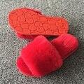 Дети Тапочки для Девочки Boy Главная Обувь для Детей Все Seasons Мягкие Теплые Тапочки Красный Серый Розовый Размер 22-40 Бесплатная Доставка