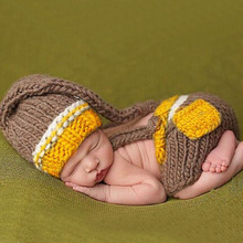 Newborn Baby Cute Crochet Hat