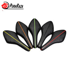 2017 new puraraza Bike Saddle Comfort MTB Road Cycling Seat Cushion Bike Bicycle Saddle Seat Bicycle Accessories