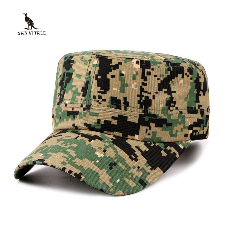 a3bd183dac3 Hats   Caps Men Spring Vintage Gorras Para Hombre Army Accessories Classic