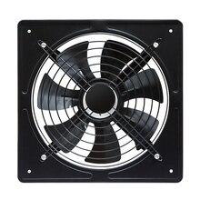 12 дюймов вентилятор стены кухни вентилятор трубопровода капюшон
