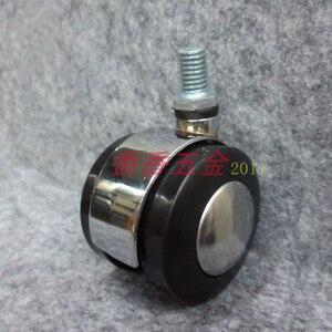 Высококачественный цинковый сплав/Роскошный ролик/2 дюйма 10 см провод без тормозов, большая скидка