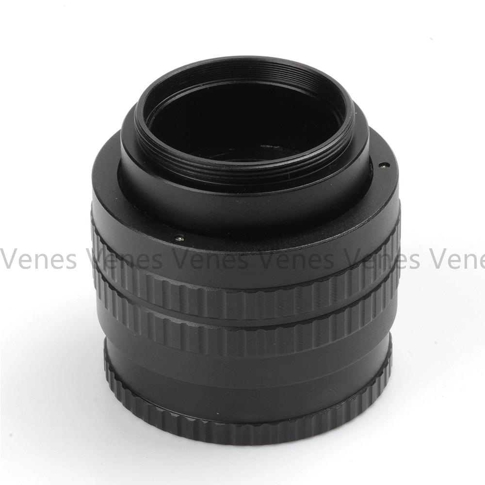M42 tot M42 Mount lens verstelbare focus Helicoid Macro Tube Adapter - Camera en foto - Foto 4