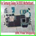 Para samsung galaxy s4 i9505 motherboard, europa versión desbloqueado para galaxy s4 i9505 mainboard con patatas fritas, por dhl envío gratis