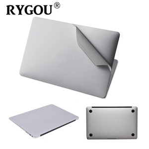 RYGOU Full Body Laptop Sticker for Macbook Air 11 13 Pro Retina 12 13 15 Surface Guard Stickers for Macbook Pro 13 15 touch bar
