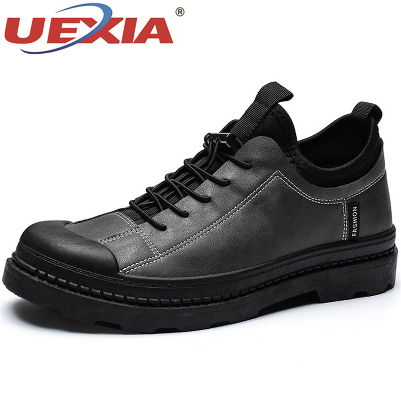 UEXIA New Oxfords Dress Driving Shoes Men Fashion Handmade Loafers Slip-On Breathable Soft Moccasins Men Casual Shoes Moccasins for nissan teana altima 2013 2014 2015 abs chrome front bottom grill cover grilles trim cover car styling accessories