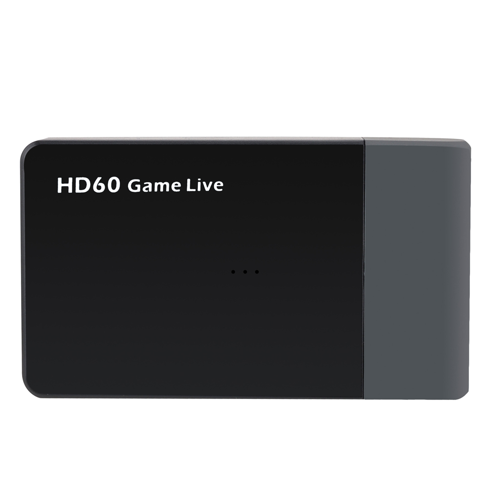 Ezcap261M HD60 Partita In Diretta USB 3.0 4 k 1080 p Gioco Capture In Streaming Video Converter Supporto 4 k Video per XBOX One PS4 HDMI della Macchina Fotografica