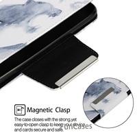 Moda qualidade de luxo couro do plutônio carteira para iphone 7 iphone 8 caso capa flip magnética pintado capa completa hoesje kryt fundas 6