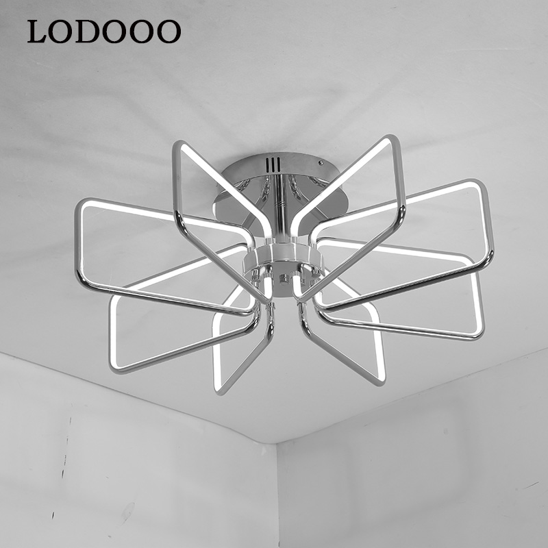 New Minimalist Modern Ceiling Lights led For Living Room Bedroom Indoor Ceiling Lamp luminaire AC110V AC90