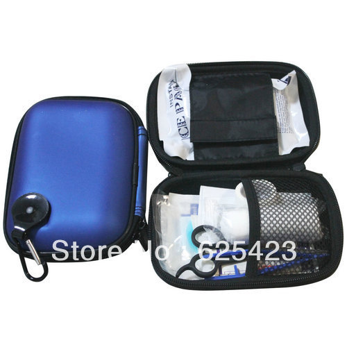 Outdoor Camping Travel First Aid Kit Medicine Bag Set Protection Emergency Survival Tool