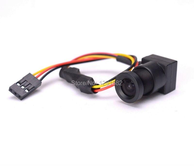 Mini Gran Angular 700TVL 3.6mm PAL/NTSC Formato de Cámara para RC ...