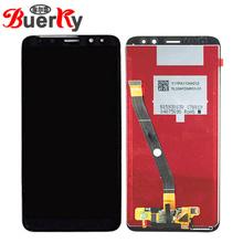 Dla Huawei Nova 2i RNE-L22 RNE-L02 RNE-021 Honor 9i wyświetlacz LCD z ekranem dotykowym wymiana zespołu Digitizer tanie tanio buerky NONE CN (pochodzenie) Pojemnościowy ekran 2160*1080 3 For Huawei Honor 9i Nova 2i LCD i ekran dotykowy Digitizer