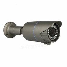 5MP Пуля IP Камера 3,6-10 мм объектив с переменным фокусным расстоянием Водонепроницаемый IP66 открытый ручной зум видеонаблюдения сети POE Камера Ночное видение