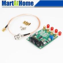 Argedo 50 МГц AD9850 двухканальный синус/квадратная волна DDS генератор сигналов+ Программное обеспечение# BV151@ CF