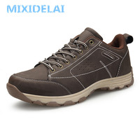 MIXIDELAI New Spring Autumn Mans Large Size 39 46 Casual Sneakers Men Shoes Male Walking Brand Comfortable Non Slip Footwear