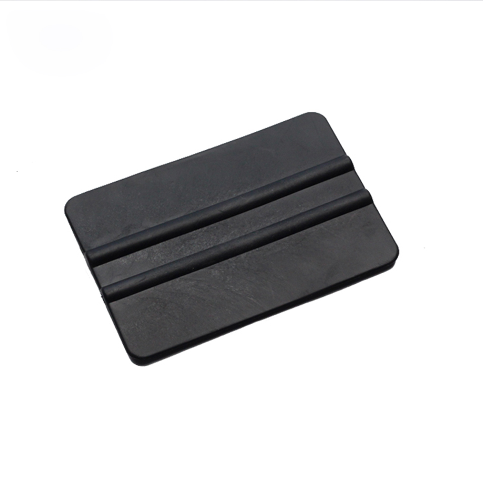 Super Soft Squeegee Car Wrap Apply Tool 10*7cm Black Vinyl Squeegee For Vehicle Wrapping MO 715-in Car Stickers from Automobiles & Motorcycles