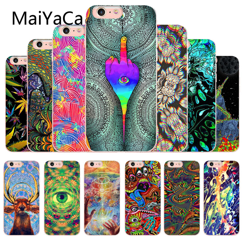 MaiYaCa Designed <font><b>Sex</b></font> And Psychedelics Silicone Phone <font><b>Case</b></font> Cover For <font><b>iphone</b></font> 8 8plus and <font><b>7</b></font> 7plus 6s 6s <font><b>Plus</b></font> 6 6plus XS XR image