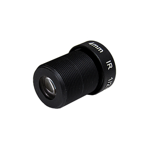 "Image 3 - 4 K 렌즈 8.0 메가 픽셀 CCTV 카메라 렌즈 4mm M12 1/2. 5 ""비 왜곡 감시 카메라 렌즈"