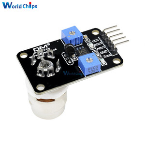 Image 4 - MG811 Carbon Dioxide Gas CO2 Sensor Module Detector With Analog Signal Output 0 2V