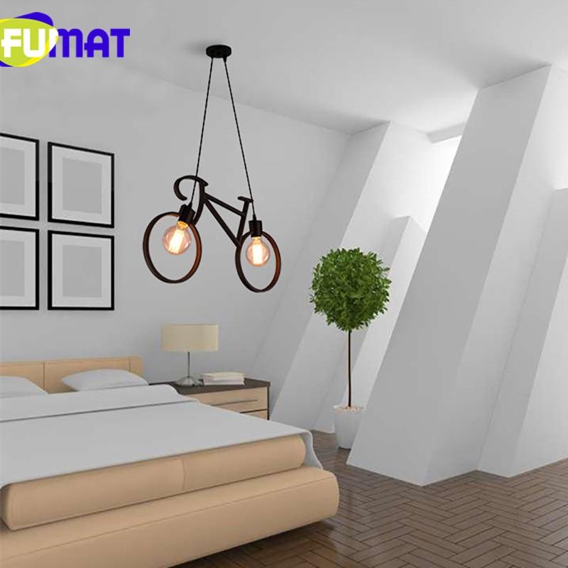 Bicycle Pendant Light 16
