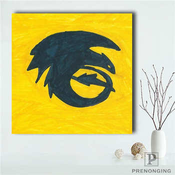 Custom Harry-Potter flag (1)@ Poster Papel-de Mandala Printing Posters Cloth Fabric Wall Art For Living Room Decor#19-01-15-209