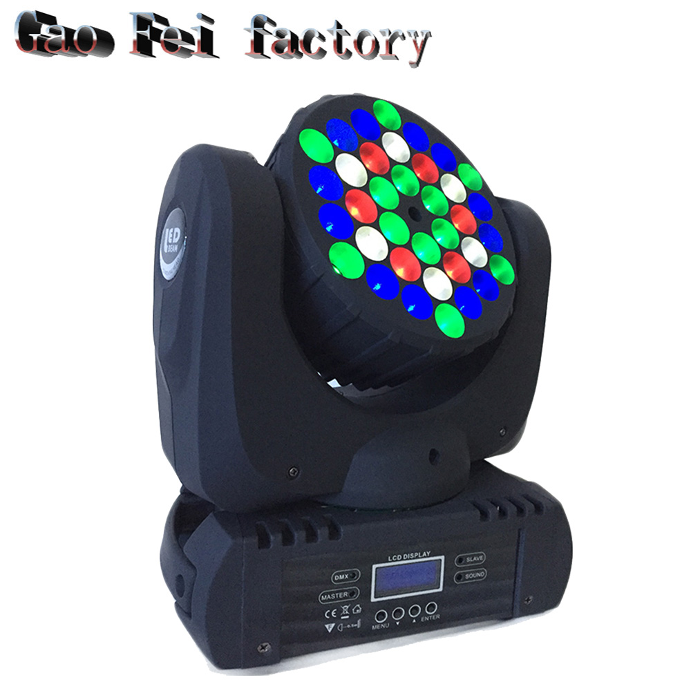 Direct selling of factories RGBW 36*3W led beam moving head light,36x3w led moving head beam,beam light,high beamDirect selling of factories RGBW 36*3W led beam moving head light,36x3w led moving head beam,beam light,high beam