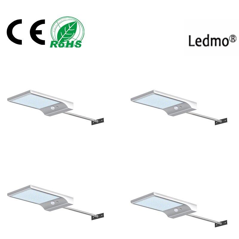 Barn Light With Pir Sensor: Aliexpress.com : Buy LDEMO Four Outdoor 450lm 36 Solar