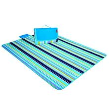 Buy HobbyLane Outdoor Striped Picnic Oxford Cloth Outdoor Mat Collapsible Portable Waterproof Crawling Mat Picnic Cloth Hot directly from merchant!