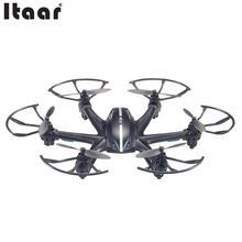 Noir MJX X800 Enfants Enfants Gyro 2.4G 6CH RC Quadcopter Drone RC Hélicoptère 3D Rouleau C4005 WiFi FPV