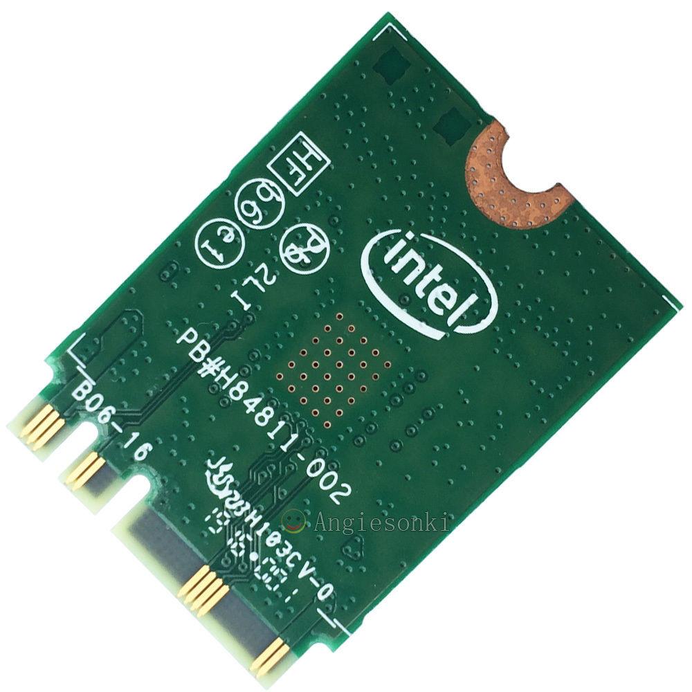 dual band 3168ngw 3168 ac wifi bt 4 2 433mbps 802 11ac ngff sps
