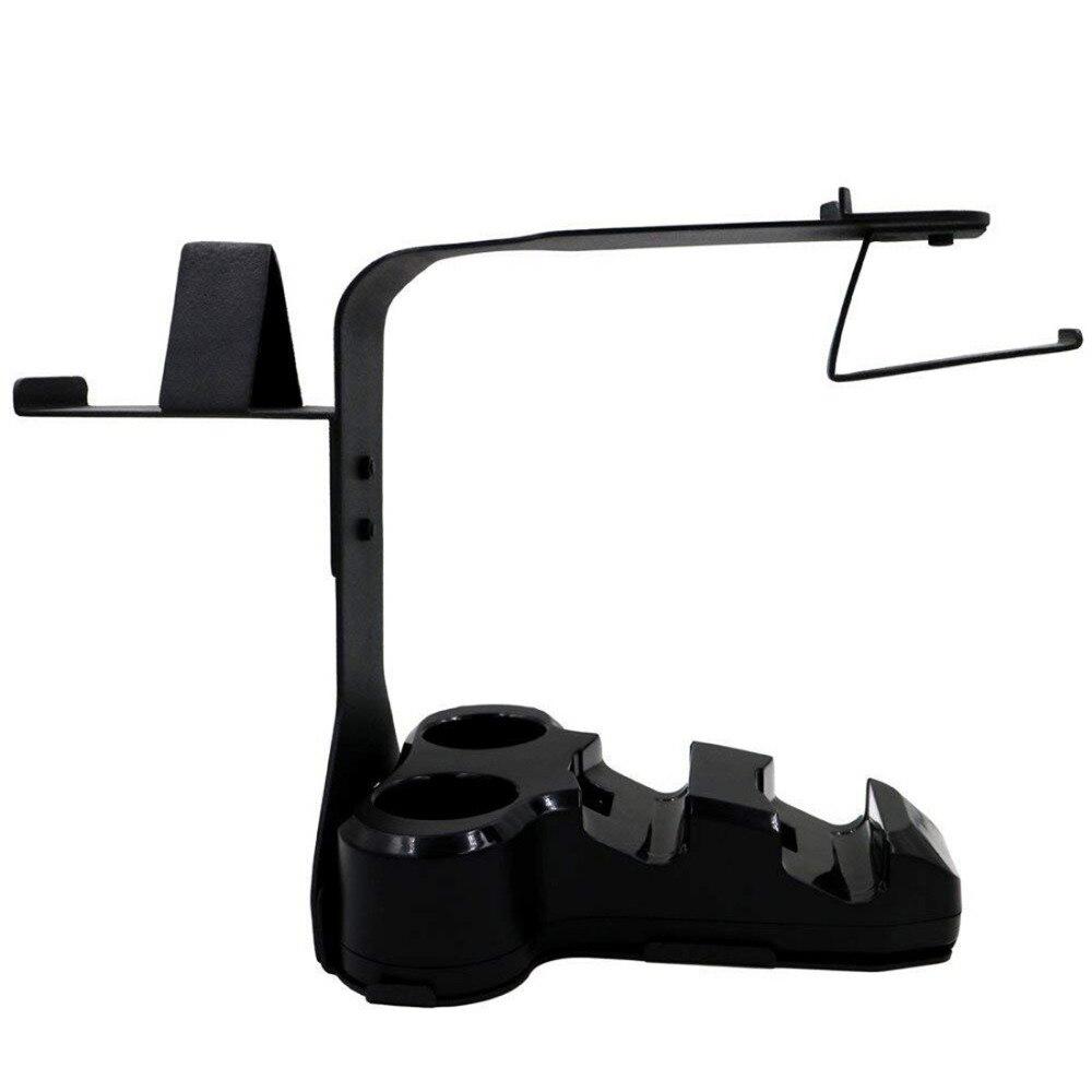 AAAE JYS pour support Vertical PS4, contrôleur PS4 PS déplacer le support d'affichage du chargeur pour PS4 VR PS4 Pro Slim PSVR casque spectacle