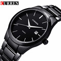 CURREN Luxury Brand Full Stainless Steel Display Date Men's Quartz Watch Waterproof Watches Men Watch relogio masculino 8106