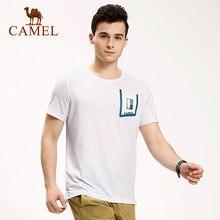 Camel outdoor quick-drying Men short-sleeve T-shirt 2016 men's t-shirt sport tees