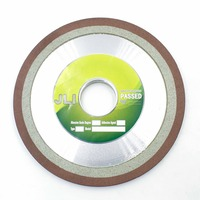 1 Pcs Degree Diamond Wheel 150mm Grinding Disc Grain Rotary Abrasive Tool Cutting Electroplated Saw Blade Grinding Wheels