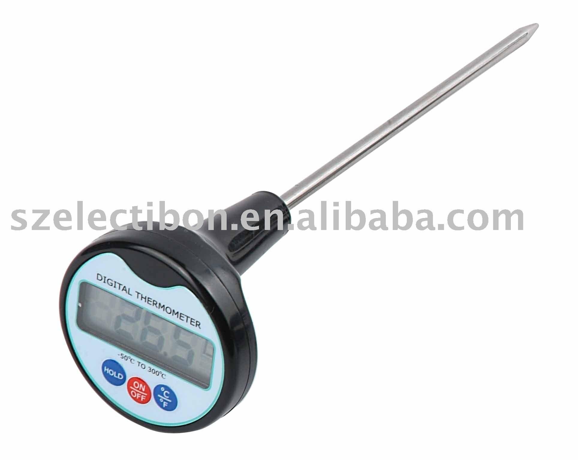 Hermoso termometros de cocina galer a de im genes for Termometro digital cocina