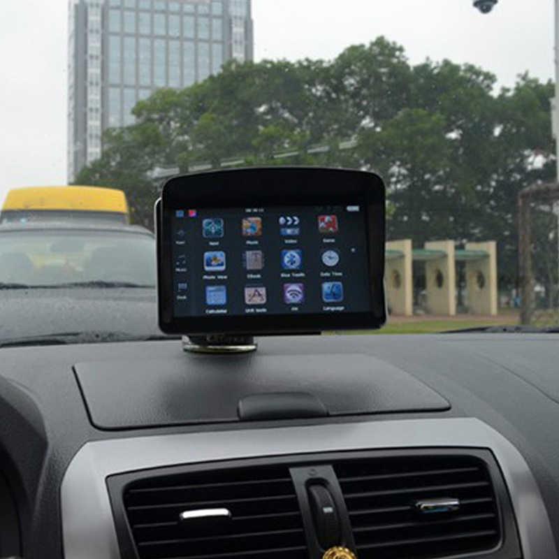 Navegação GPS 7 Polegada Sol Sun Sombra Viseira Anti Glare GPS Sombrinha Universal Acessórios Do Carro