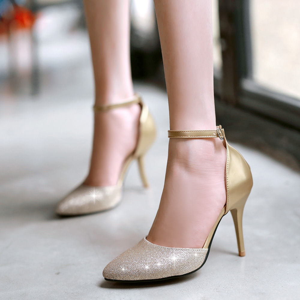 2020 Red Bottom Fashion High Heels For Women Party Wedding