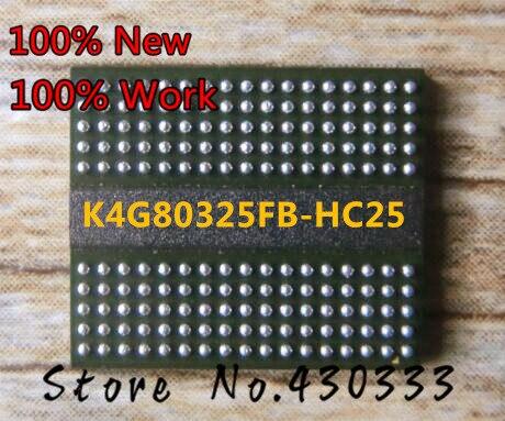 1pcs*   Brand New      K4G80325FB-HC25    BGA  IC  Chip