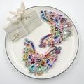 flowers shoes clips decorative shop Shoe accessories shoe clip crystal rhinestones charm material N2020