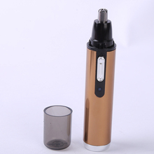 цена на Personal Electric Nose & Ear Trimmer Man & Woman Face Care Eyebrow Removal Rechargable Hair Trimmer Clipper Shaver