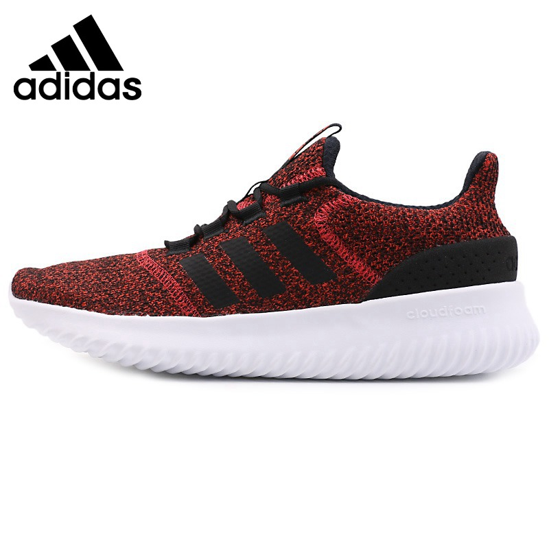 Original New Arrival Adidas NEO Label CLOUDFOAM ULTIMATE Men's Skateboarding Shoes Sneakers