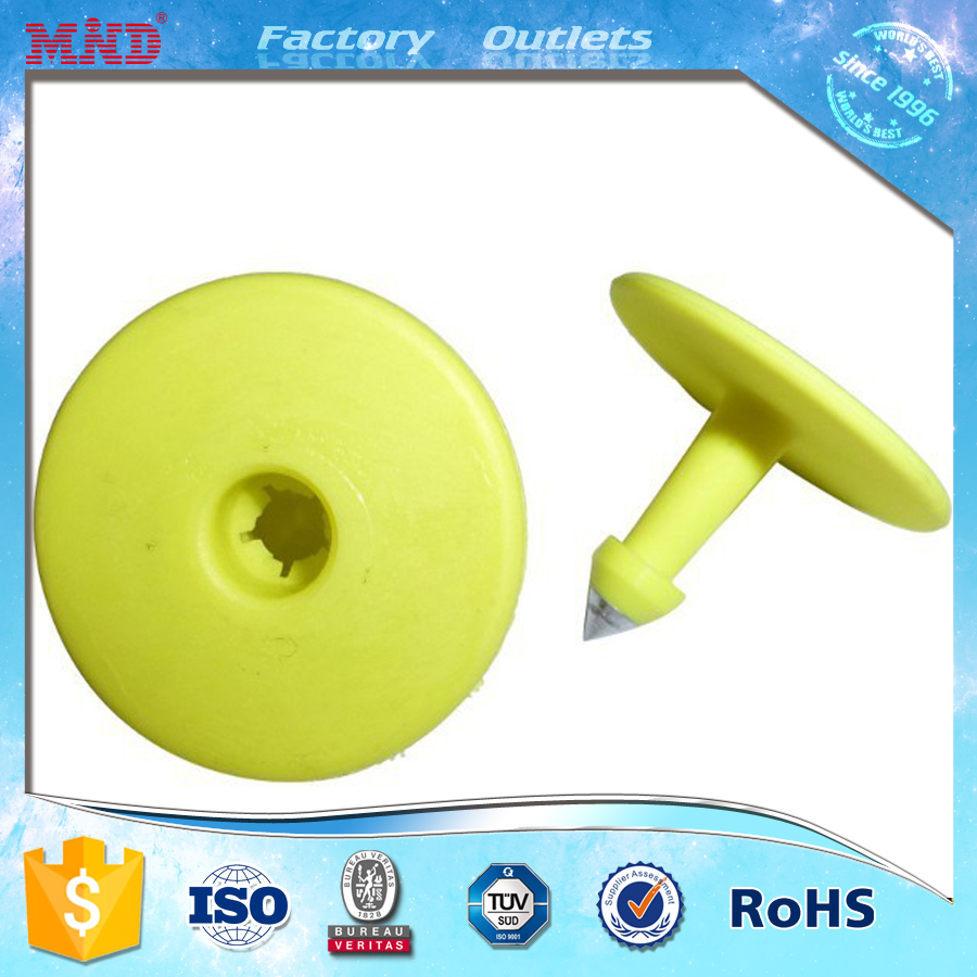 Rfid Ear Tag For Livestock Tracking Iso11784iso11785 Icar