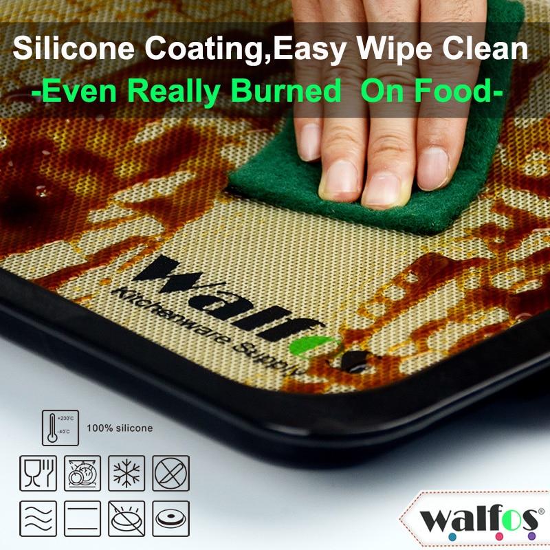 WALFOS Nieprzywierająca Mata Silikonowa Do Pieczenia Pad Blachy - Kuchnia, jadalnia i bar - Zdjęcie 5