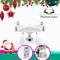 DJI Phantom 4 Pro Drone с 4 К HD Камера 1 дюймов 20MP CMOS 5 Направление Препятствием Зондирования Quadcopter