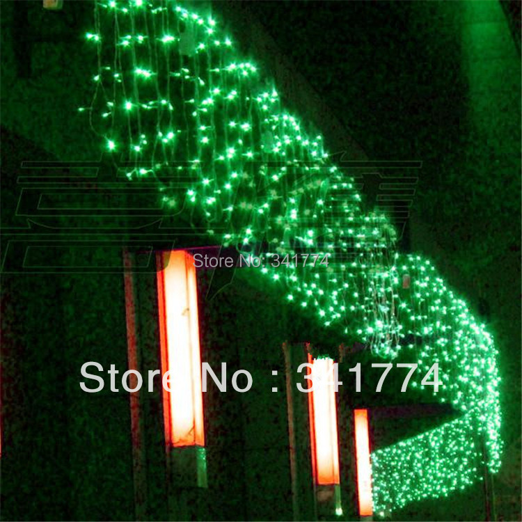 Fairy 10*0.65m LED lighting string Christma curtain garland chandelier holiday garden bar KTV luminaria outdoor lights 30m 300 led 110v ball string christmas lights new year holiday party wedding luminaria decoration garland lamps indoor lighting