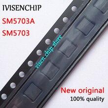 10 יחידות SM5703A SM5703 IC עבור A8 A8000 J500F טעינת USB טעינת מטען IC